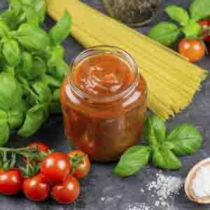 Sausen en specerijen