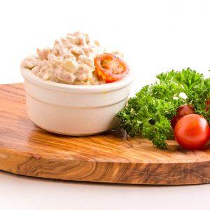 Huisbereide salades