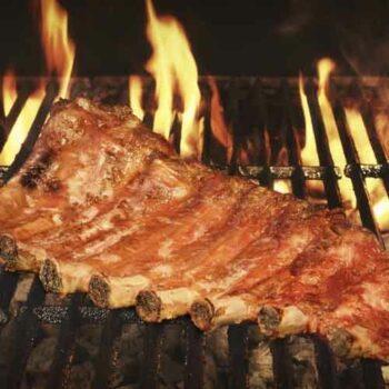 Varkentje op de BBQ
