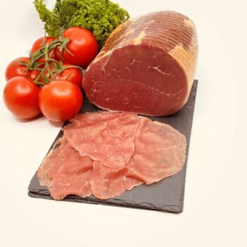 Charcuterie afdeling